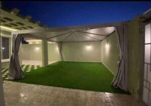 مظلات وسواتر برجولات حدائق (6)